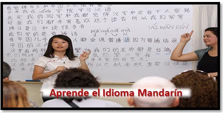 aprende mandarin