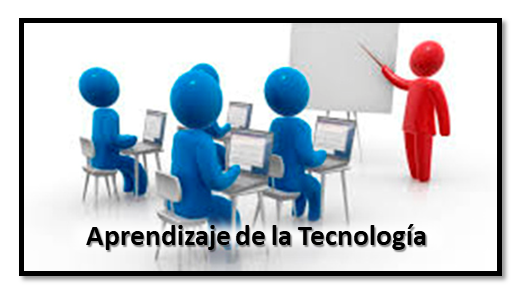 aprendizaje de la tecnologia