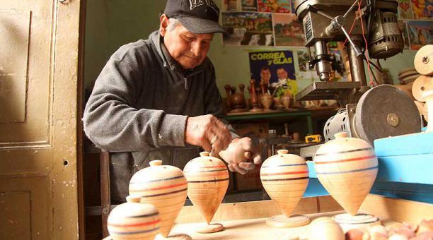 producción artesanal