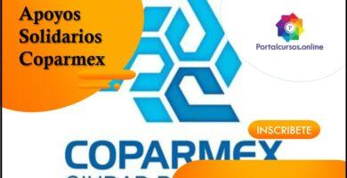 Benefíciate Con Los Apoyos Solidarios Coparmex