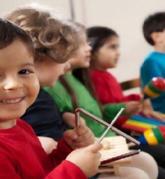 Curso De Formación En Iniciación Musical
